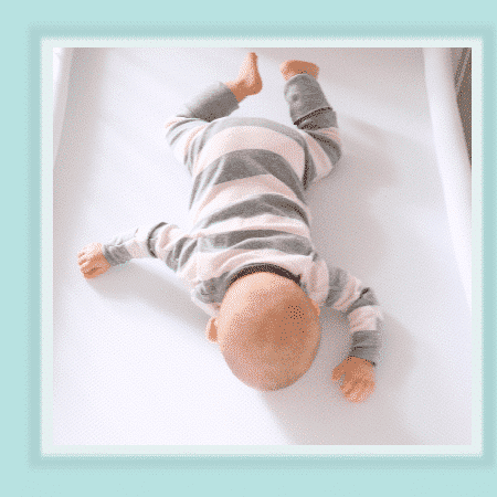 Crib Mattress that Prevents SIDS