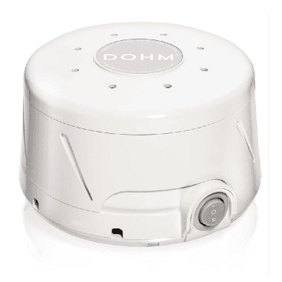 Safe for Sleep Dohm Noise Machine for baby sleep