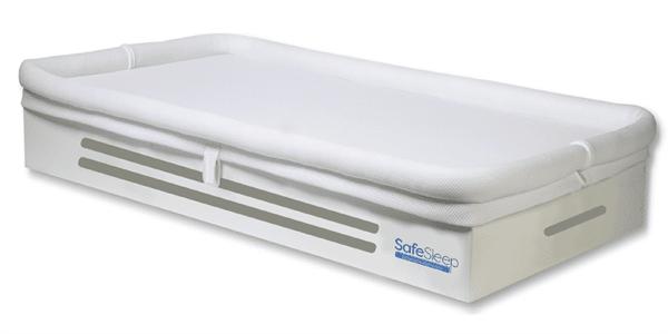 SafeSleep Breathe-Through Crib Mattress Set