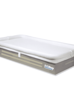 SafeSleep Crib Mattress Gray Base Product