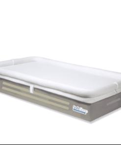 SafeSleep Crib Mattress Gray Base Product