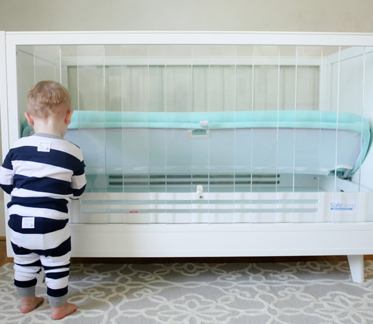 SafeSleep Breathe-through Crib Mattress is Made with eco-friendly and organic parts