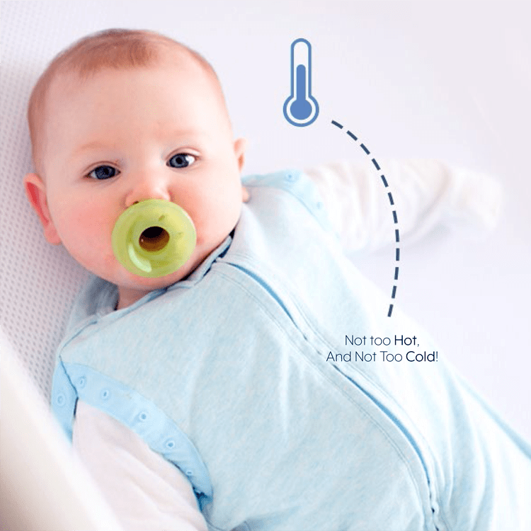 SafeSleep Breathe-through Crib Mattress is scientifically tested to reduce carbon dioxide rebreathing