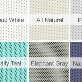 Safe-Sleep-Breathe-through Crib-Mattress-Topper-Color-char