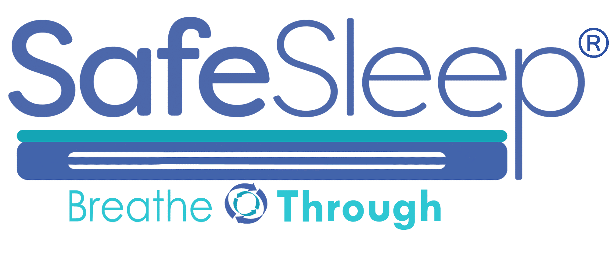 SafeSleep Breathe-Through Crib Mattress Logo