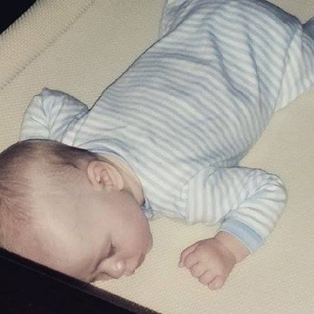 Baby Sleeping Face Down