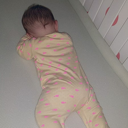 Baby Rolling Over and Sleeping Face Down